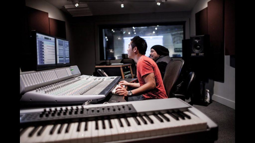 Band recording Singapore