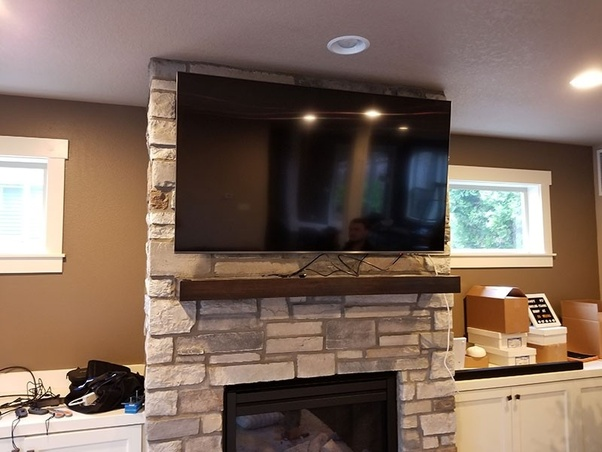 Wall Mount a TV Without Drilling